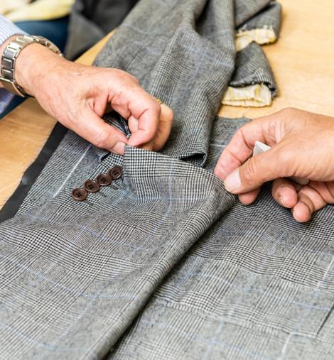 creazione giacca